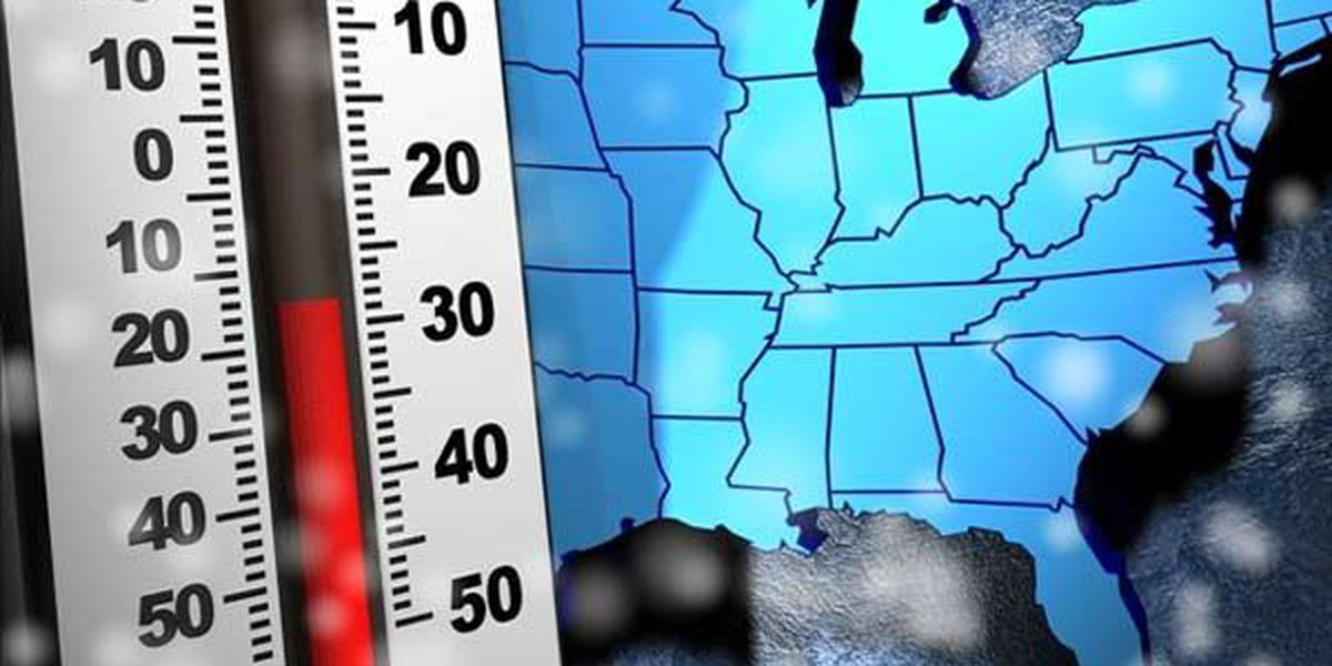 FIRST ALERT FORECAST: Freeze warning in effect until 8 a.m.