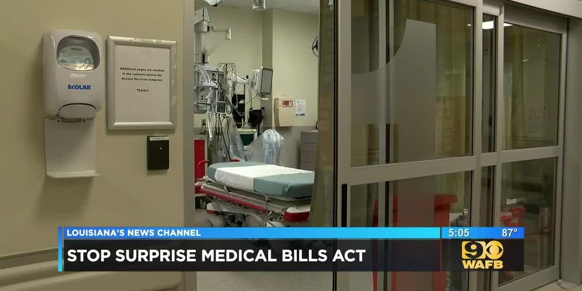 Lawmakers introduce legislation to stop surprise medical bills