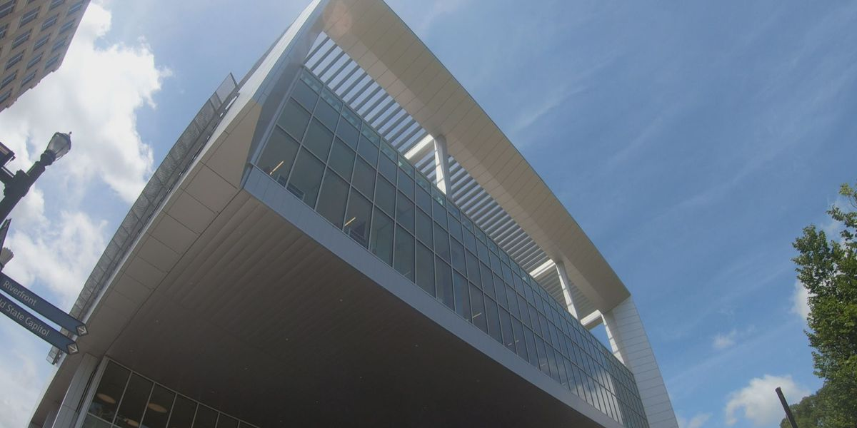 River Branch Library in downtown Baton Rouge finally opening to the public