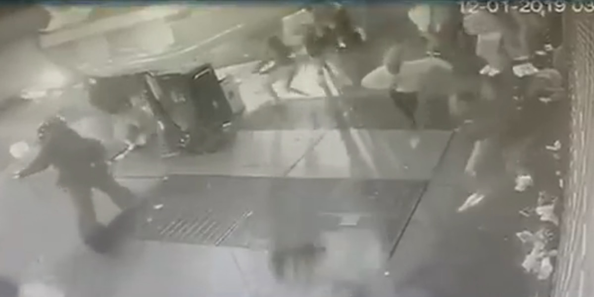 New video shows chaos after New Orleans mass shooting