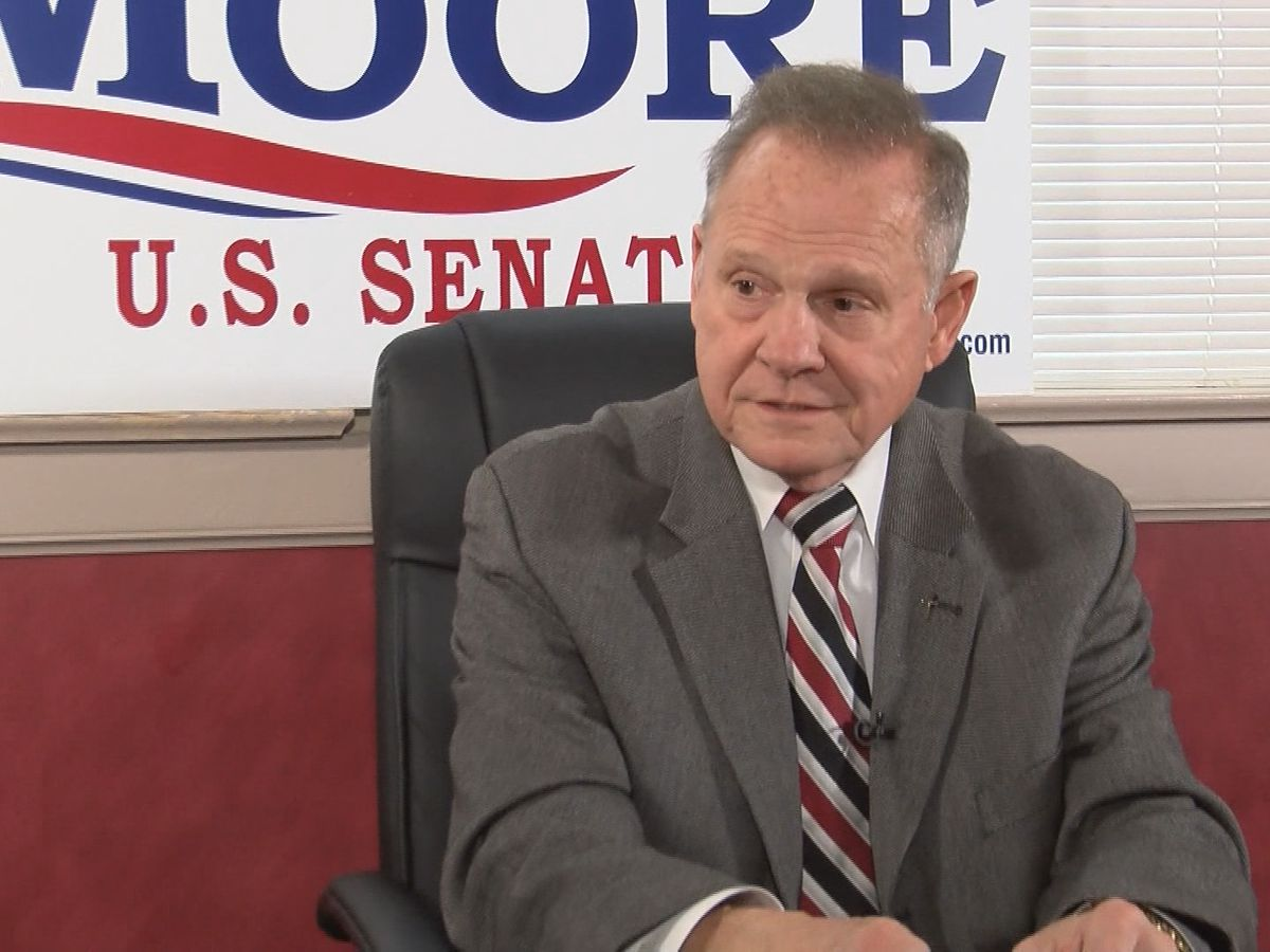 Judge Roy Moore to represent Life Tabernacle Church