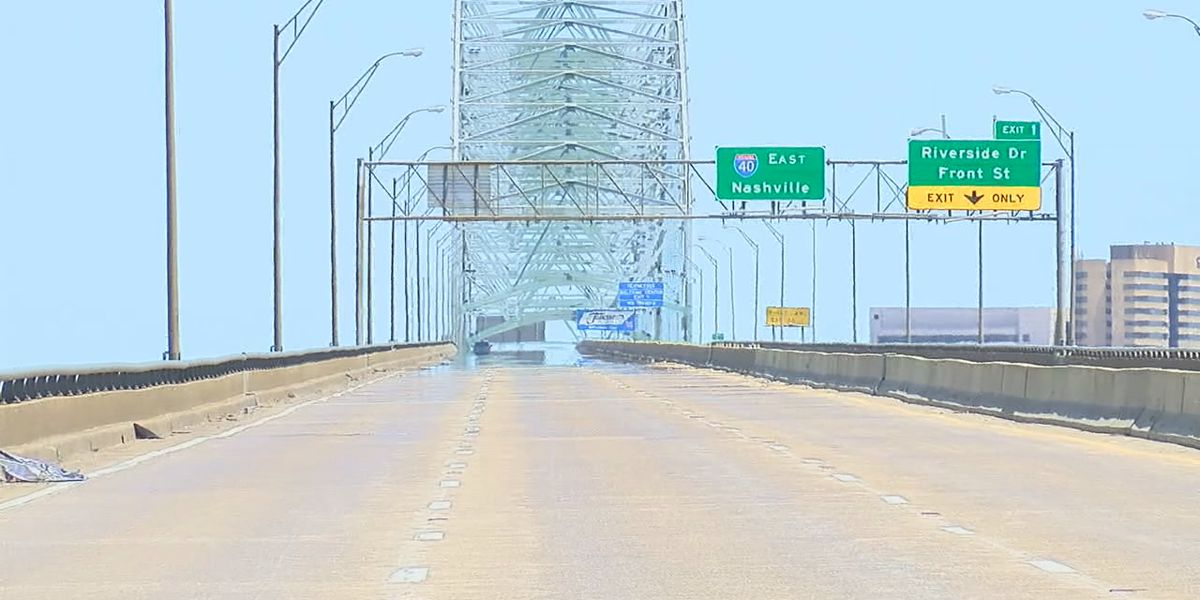 Engineering expert explains I-40 bridge crack