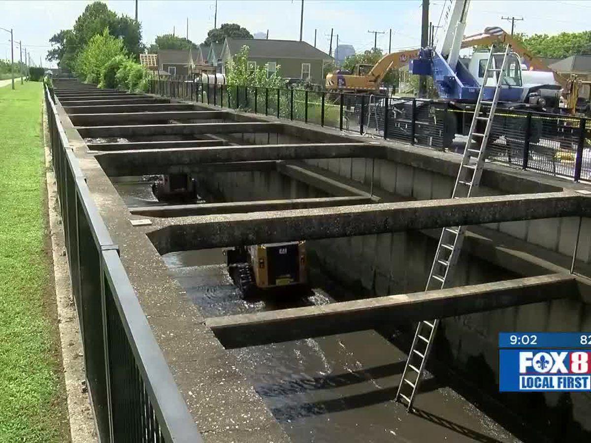 S&WB officials say lack off funding is slowing cleanup of underground drainage canals