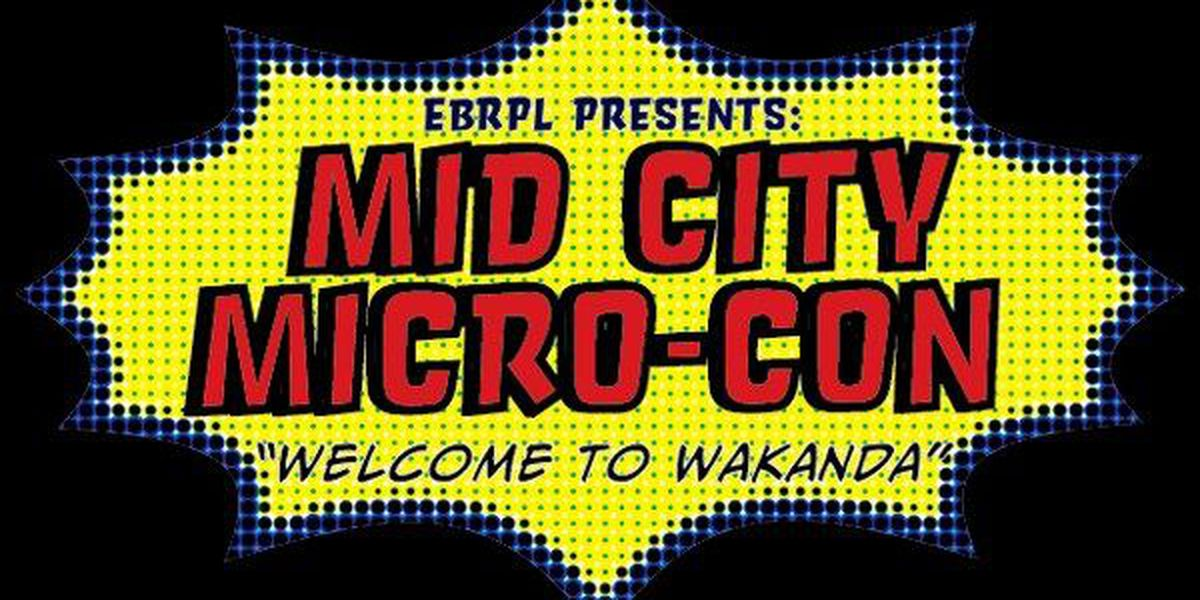 EBR Library to celebrate diversity in its first comic book convention