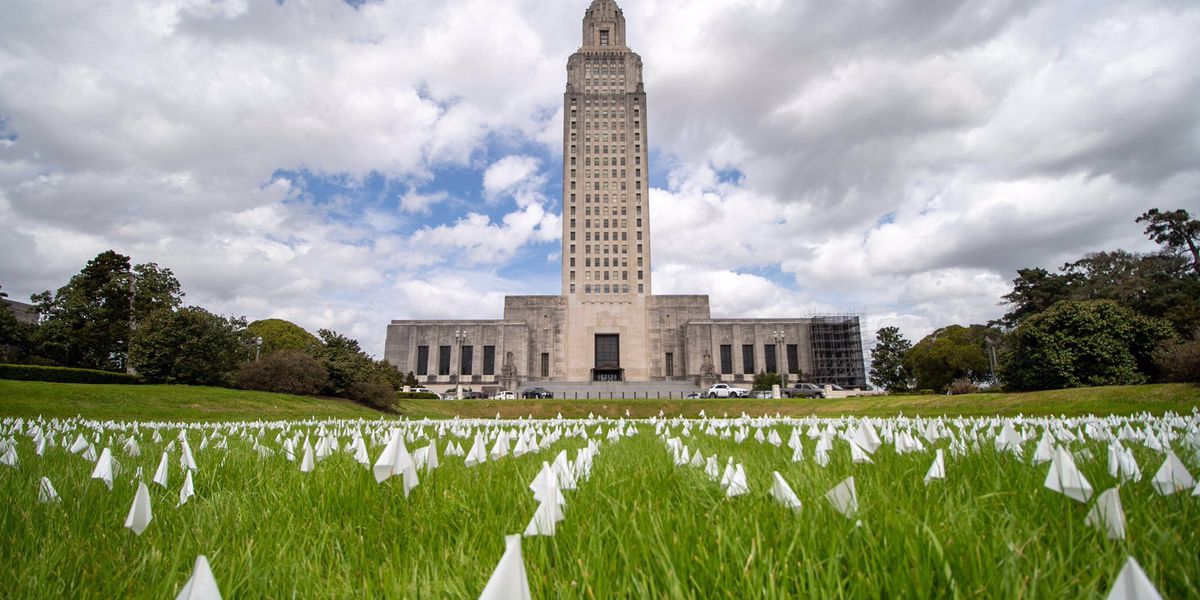 Gov. Edwards declares Day of Remembrance for Louisianans who died from COVID-19