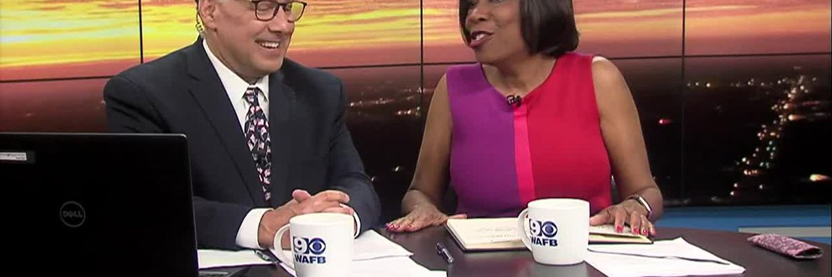 Mayor Broome explains her decision to get healthy on Java Talk
