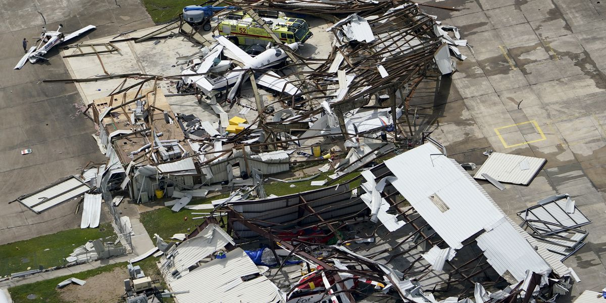Laura victims may go weeks without power; deaths climb to 14