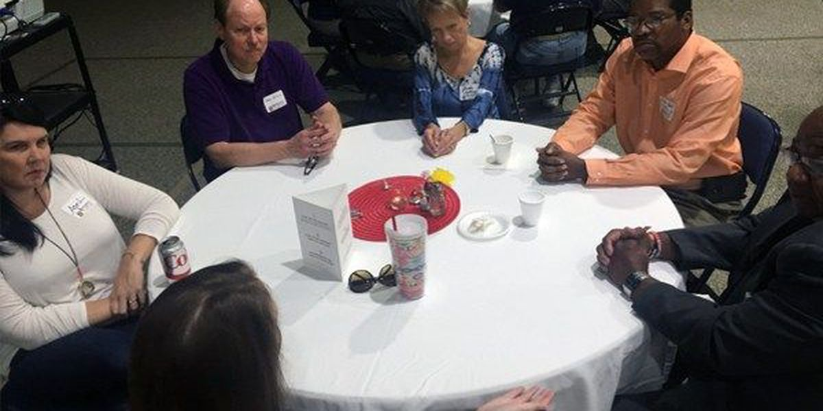 Community conversation acts as safe space for open dialogue