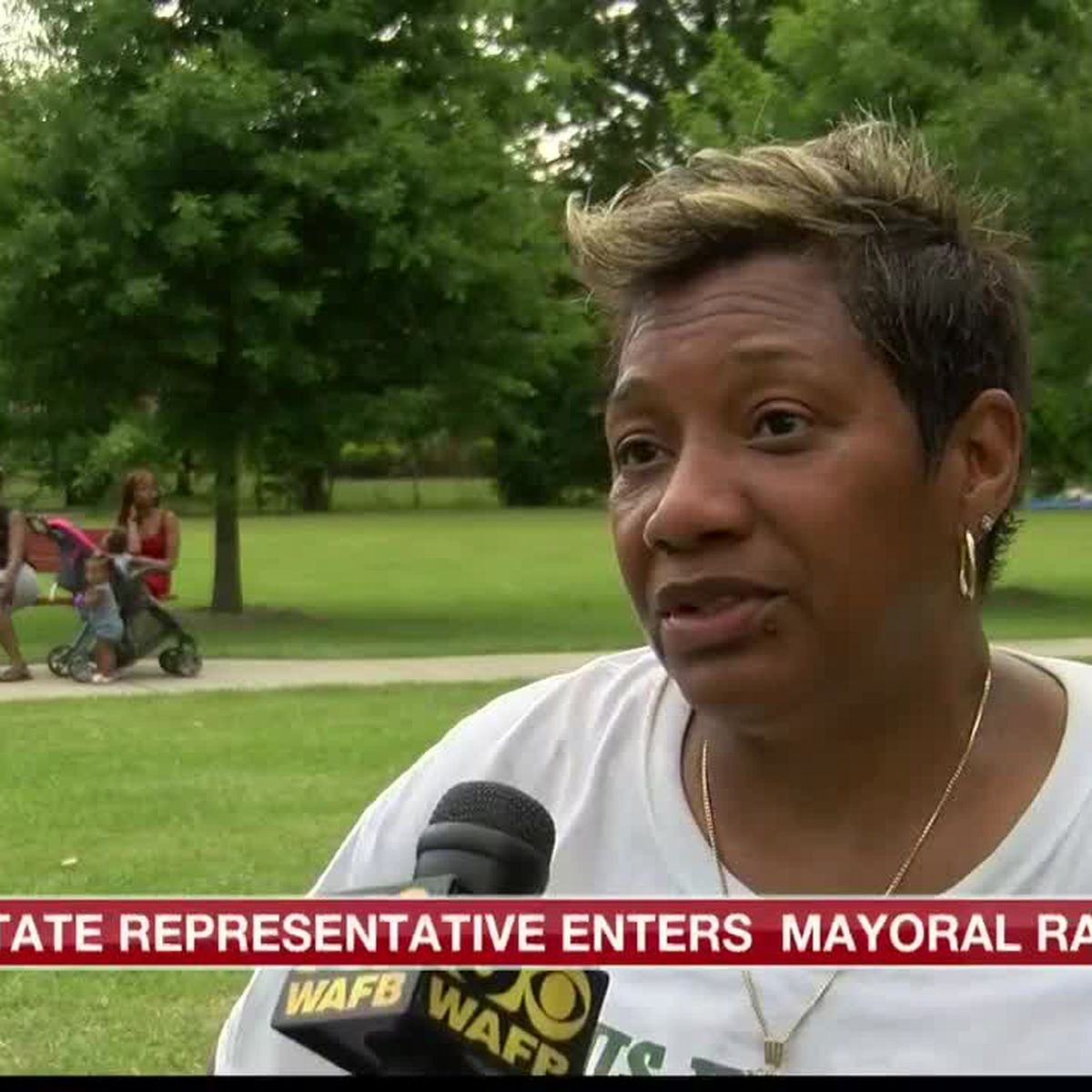 State Rep. C. Denise Marcelle enters Baton Rouge's mayoral race