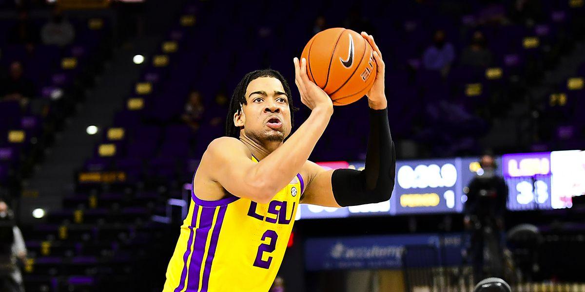 LSU sophomore Trendon Watford declaring for 2021 NBA Draft