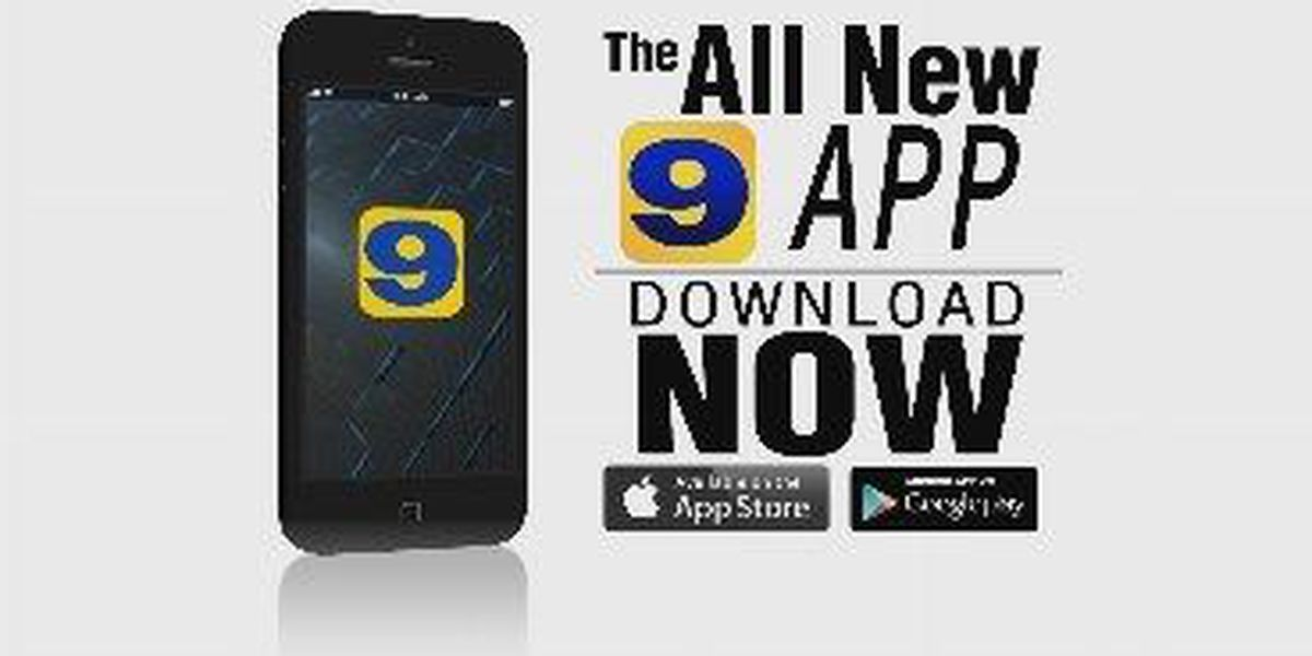 The WAFB 9News Mobile Apps
