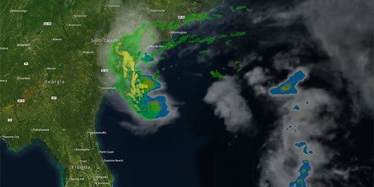NHC reports 70% chance of formation of system near East Coast