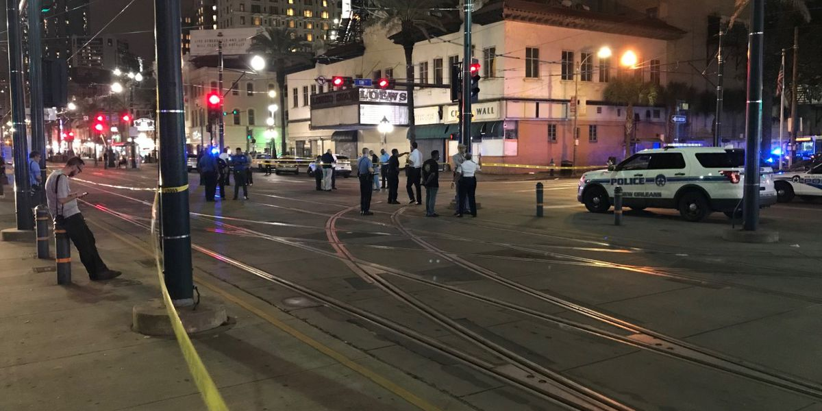 NOPD: 1 dead, 3 others injured in CBD shooting