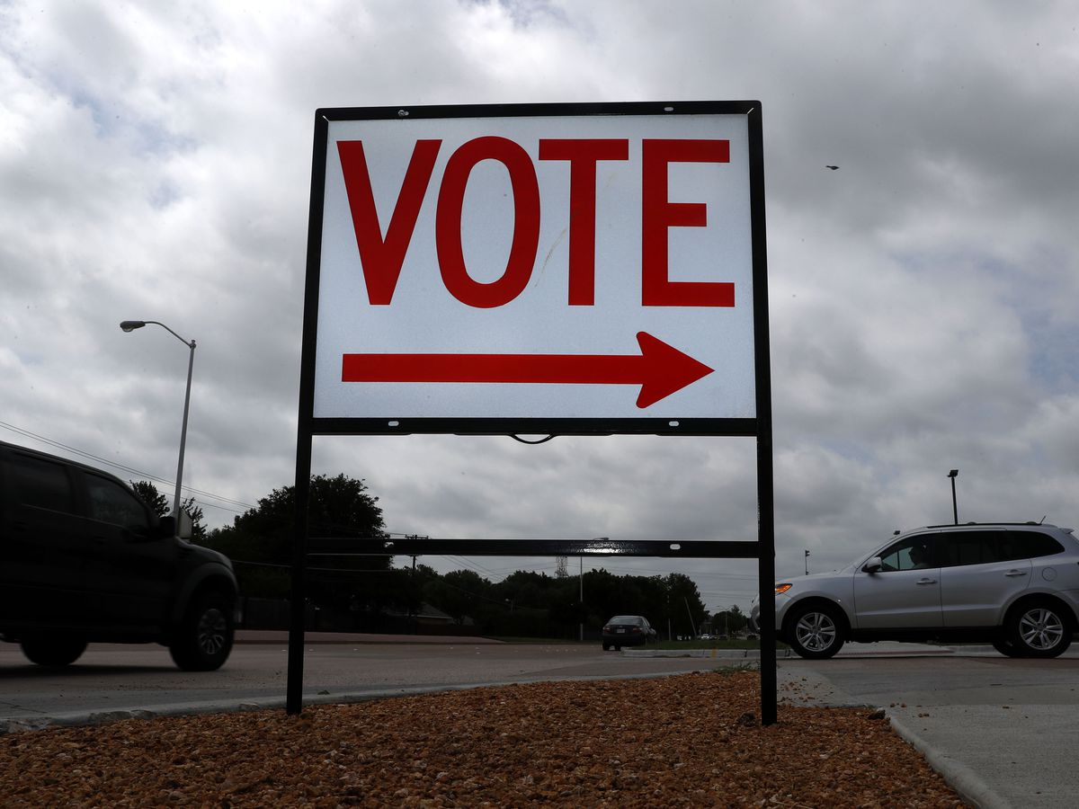 Texas heads to polls for Senate runoff as virus rages