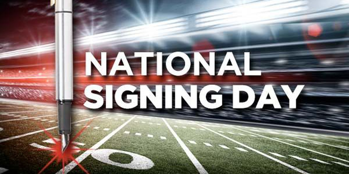 National Signing Day: Twitter social stream