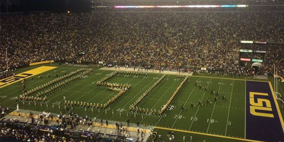 LSU Tiger Band says they didn't mean to 'disrespect or interrupt tribute' during game against Florida