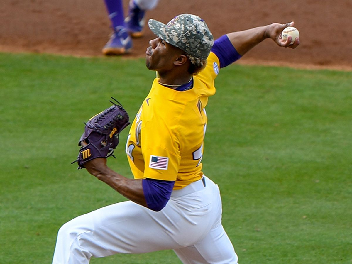 LSU pitcher Jaden Hill named preseason first-team All-American; Devin Fontenot makes second team
