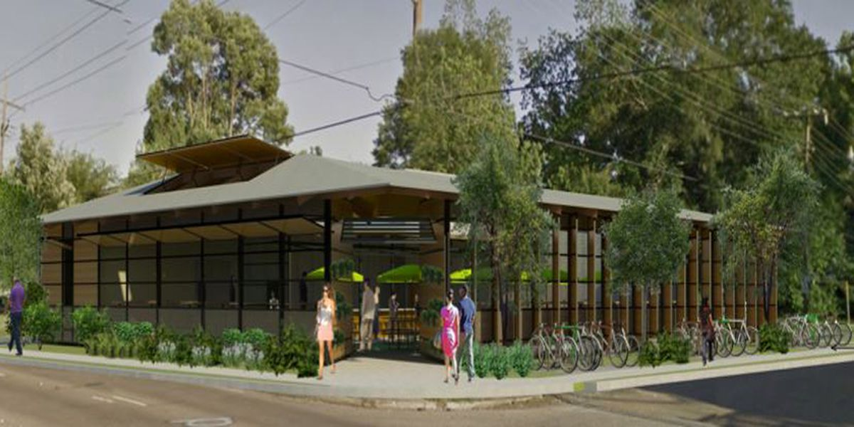 Mid-City beer garden expected to open this summer