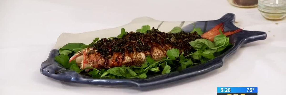 Stirrin' It Up: Steamed Whole Fish (Feb. 5, 2019)