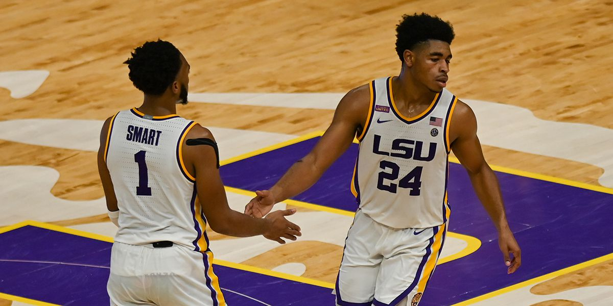 Two Tigers earn SEC of the Week honors