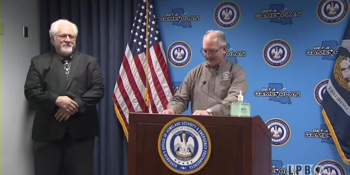 Friday, March 27: Gov. Edwards COVID-19 update