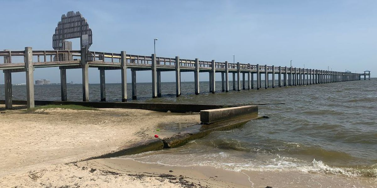 Toxic algae growth forces closure of all coastal Mississippi beaches