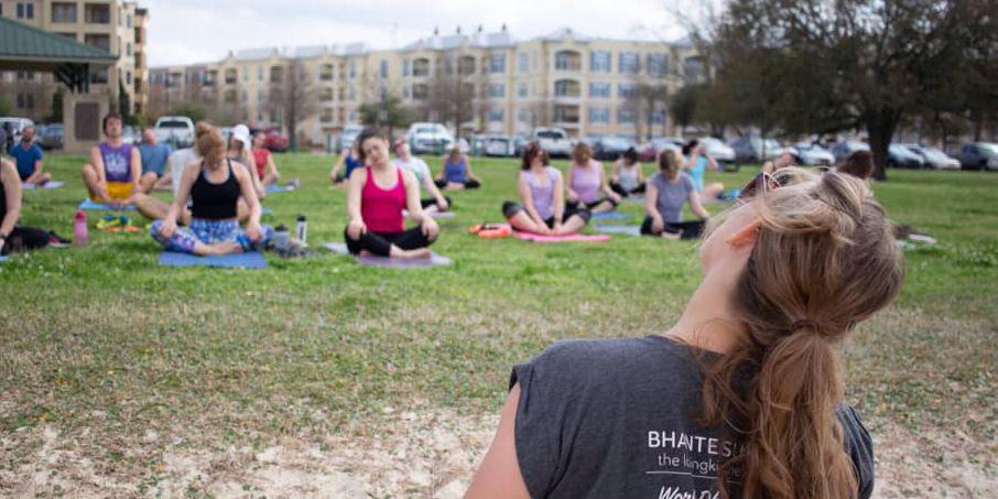Free outdoor activities help spring interest in new healthy activities
