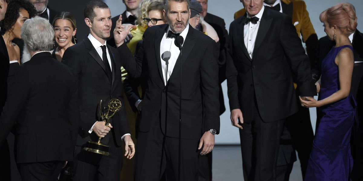 'Game of Thrones,' 'Mrs. Maisel' triumph at Emmys