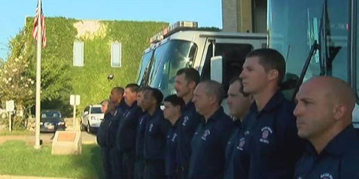 Ascension Parish first responders to hold moment of prayer on 9/11