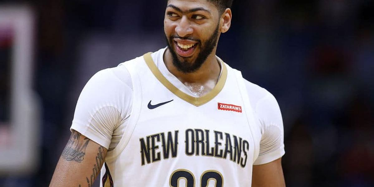 Pels release statement on Anthony Davis' future with the team