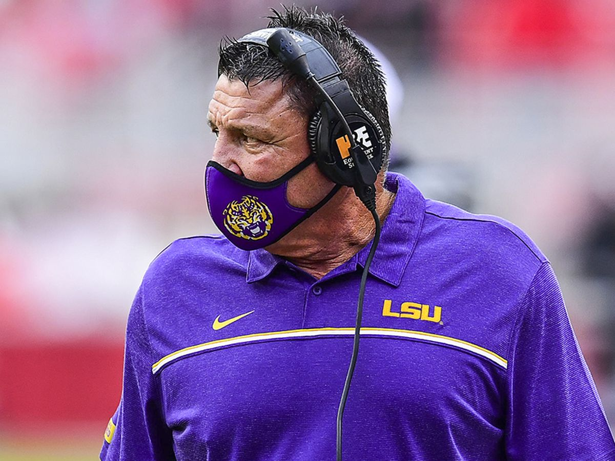 REPORT: LSU expected to host Bama Dec. 5