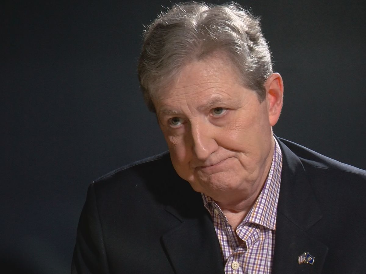 Sen. Kennedy celebrates disclosure of millions paid to 'swamp creature' lobbyists
