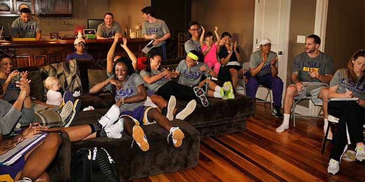 LSU Women get NCAA bid