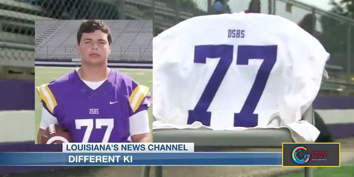 Remy Hidalgo honored, as Denham Springs holds scrimmage
