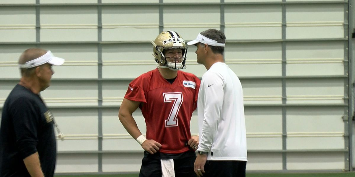 Saints QB coach Joe Lombardi to become Chargers offensive coordinator