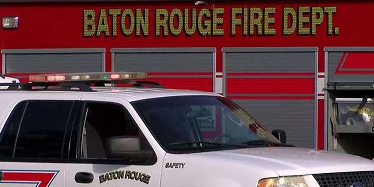 Arson blamed for Baton Rouge apartment fire