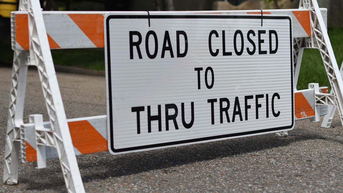 FIRST ALERT TRAFFIC: Road Closures