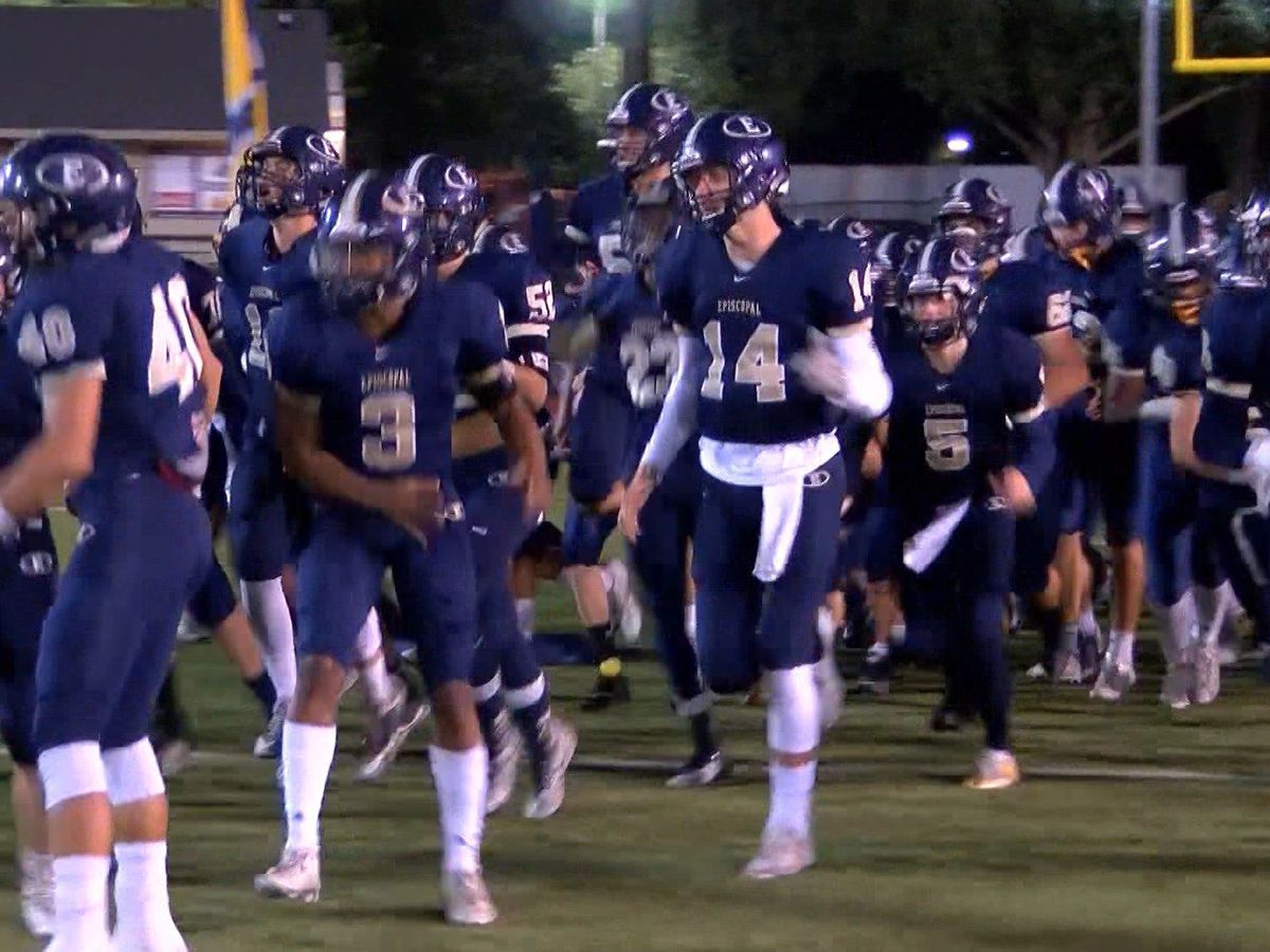 Several high school football games moved in anticipation of heavy rain Friday