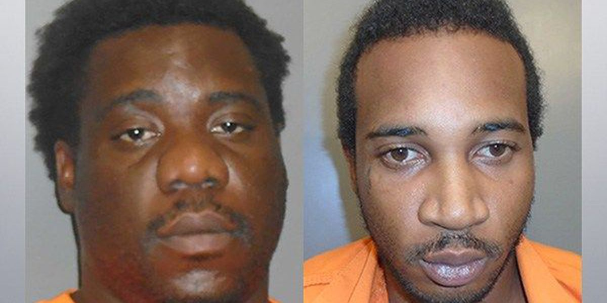 2 Baton Rouge men arrested in St. Martinville burglary, hit and run