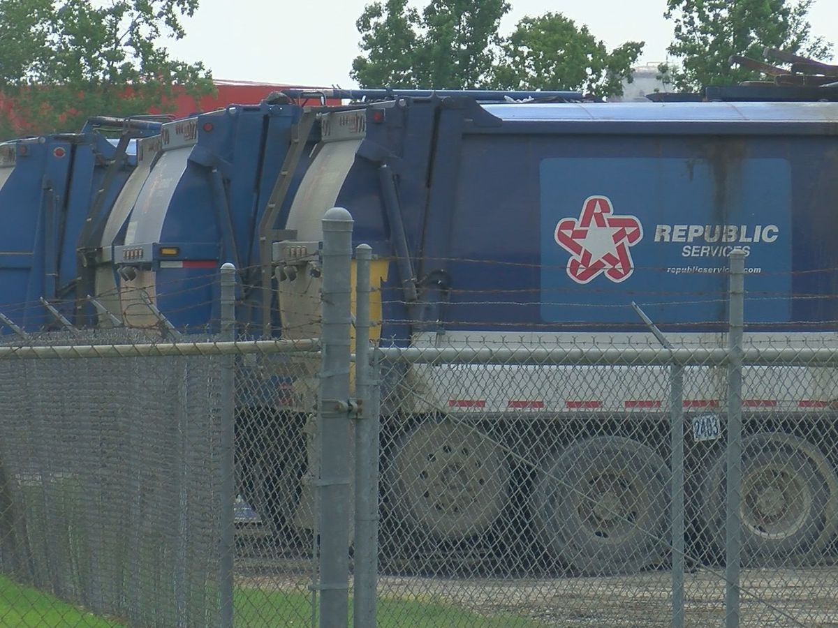 Republic Services employee speaks out; mayor to hold press conference Wednesday