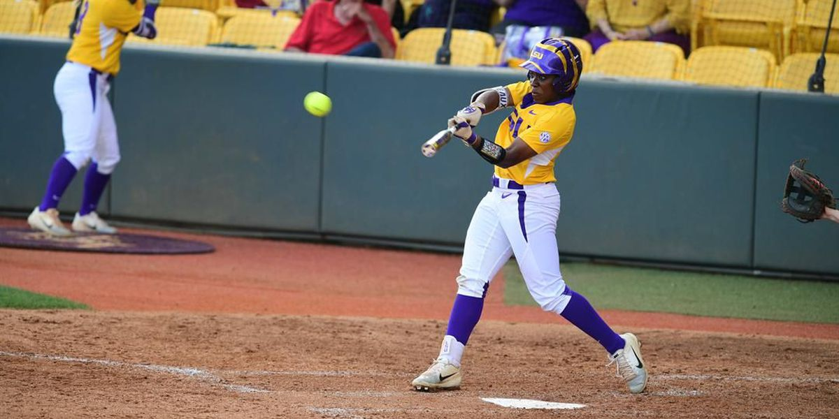LSU softball drops final game of the Texas A&M series