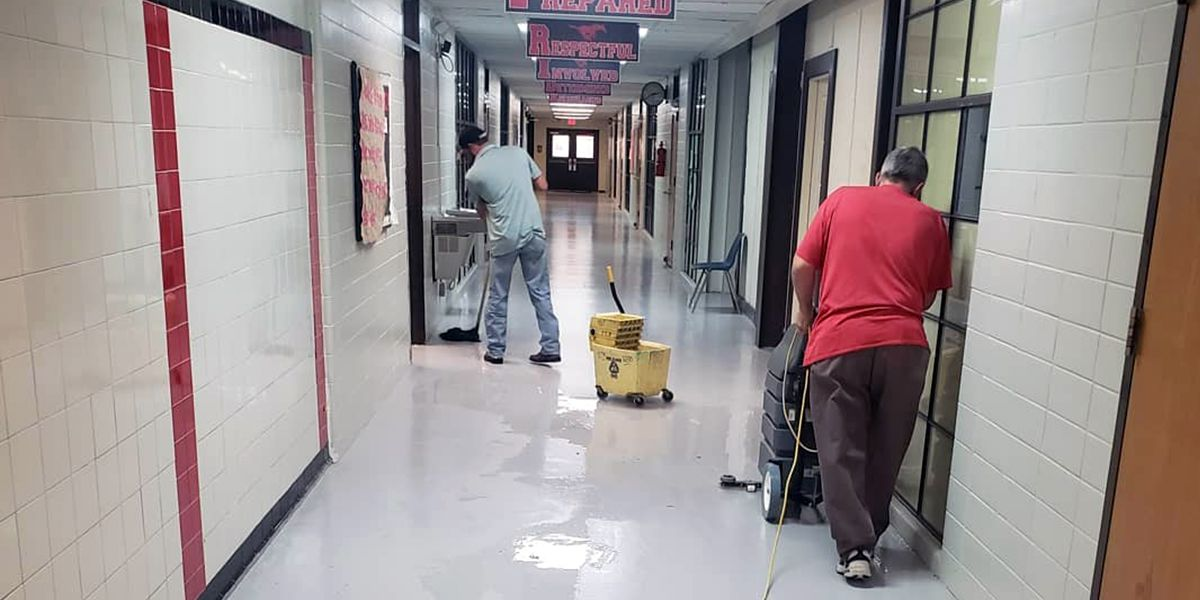 School cancelled at Assumption High Wednesday due to major water line break