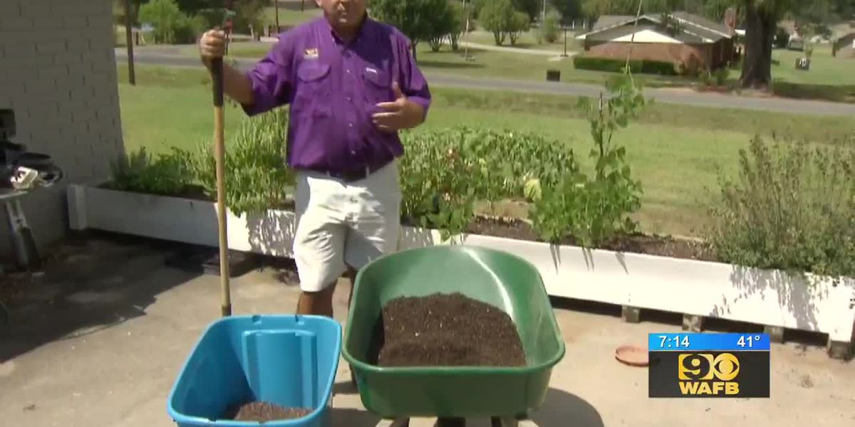 GET IT GROWING: How to replenish old potting soil with compost