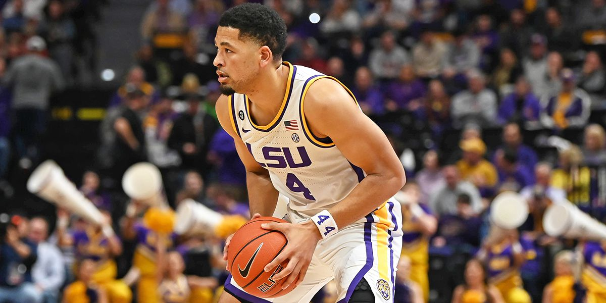 Mays scores career-high 30 in No. 18 LSU OT loss to No. 10 Auburn