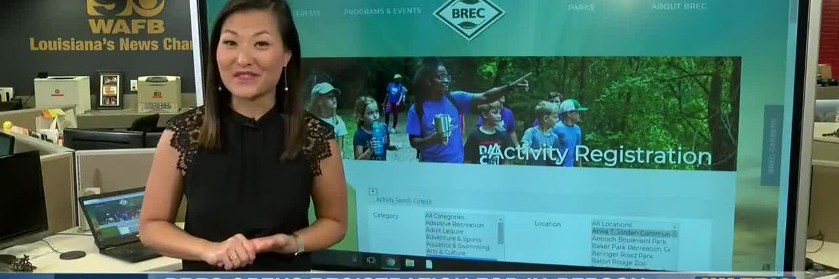 BREC opens registration for in-person and virtual summer camps
