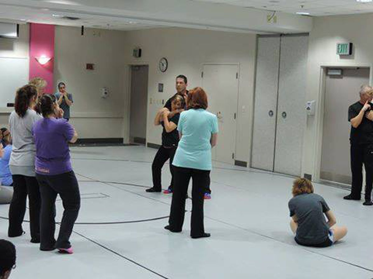 BRPD offering women's self defense class