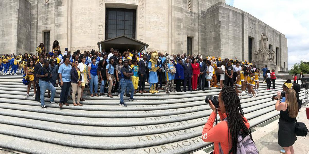 HBCU Day held at La. state capitol