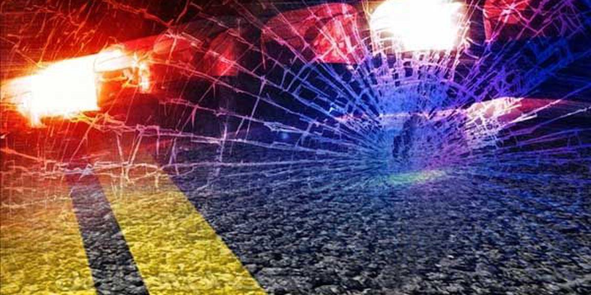 Man killed in single car crash late Saturday night