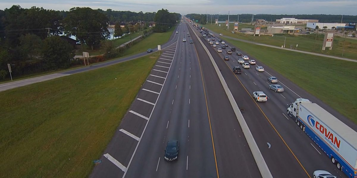 Bill to add HOV lanes to I-12 advances, heads to full House