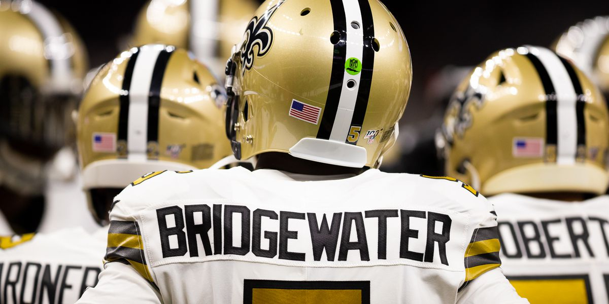 Teddy Bridgewater discusses Sunday's game against the Bucs